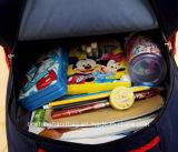 La fábrica modifica el bolso de escuela para requisitos particulares de la carretilla de los cabritos del niño de la muchacha de las ruedas del recorrido 4 de los bolsos de Lugage