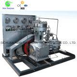 tipo diafragma de Gl de la presión del enchufe 3MPa del compresor de gas