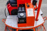 movimentação concreta da superfície do assoalho do motor de 24HP Honda na máquina do Trowel da potência