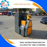 販売のための機械をリサイクルする銅線