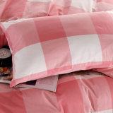 工場昇進の小屋のピンクのシーツセット