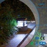 Im Freien Solarlampen-Rasen-Licht-Garten-Zaun-Licht