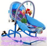De binnen Stoel van de Schommeling van de Baby van de Kleur van het Meubilair Blauwe