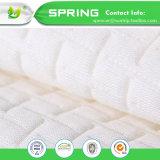 China-Fabrik-vorteilhafter Preis-Baumwolle- und Polyester Anti-Staub Scherflein-Matratze-Deckel-Krippe-MatratzeEncasement