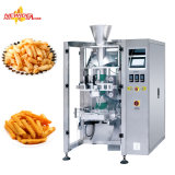 Bourrage automatique de pommes frites fait à la machine en Chine