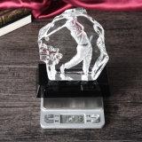 K9 кристально чистое поле для гольфа Клубы Trophy награды Wtihe базы