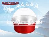 Cup-Cake de gama alta redondo del papel de aluminio para las celebraciones/la taza de los aniversarios