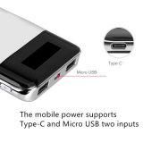 Côté sans fil 10000 heure-milliampère de pouvoir de chargeur de téléphone mobile de Qi