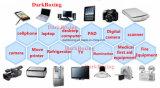 Bewegliche bewegliche Auto-Multifunktionsaufladeeinheit des iPhone Kühlraum PC Laptop-DVD mit schneller Aufladeeinheit