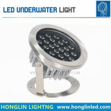 36W LED Underwaters-Lampen-Pool-Licht Piscina Aquarium-Brunnen-Licht