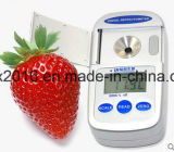 Verificador do açúcar de fruta do Portable 0-55% de Digitas