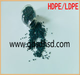 LDPE/HDPE blaue Farbe Masterbatch Kunststoff