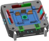 Заливка формы умирает с 2-Plate умирает структура, самое лучшее разрешение Designed/G Ingating