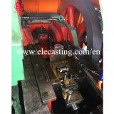 Máquina de forjamento a quente automática para insertos de latão