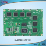 De in het groot Grafische LCD Module van SMT met Controlemechanisme of niet