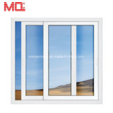 Profil en gros UPVC Windows coulissant de PVC de conque de qualité de la Chine
