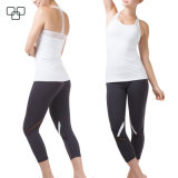 Одежды пригодности верхней части бака гимнастики женщин печатание оптового способа полные