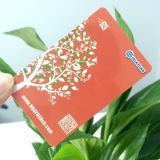 Kurbelgehäuse-Belüftung 13.56MHz ISO14443A secutity RFID MIFARE DESFire EV1 2K Karte für Zahlung