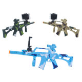 新しい到着のBluetoothの射撃銃3Dのバーチャルリアリティのゲーム銃Arは子供および大人のおもちゃのために撃つ