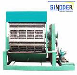 Maschine 2000pieces mit Förderanlagen-Trockner-Ziegelstein-dem Plastikei-Tellersegment, das Maschine herstellt