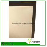 На заводе Ugr<19 IP40 36W 100 lm/W квадратные светодиодные панели лампы потолочного освещения