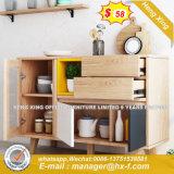 Preço de fabrico a espessura de madeira Frost várias gavetas armário de madeira (HX-8ª9710)