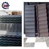 耐久および多彩な石の上塗を施してある金属のNosenの屋根瓦