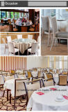 Houten het Dineren Fininshed Stoel voor Banket/Hotel/Restaurant/Zaal/Huwelijk