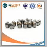 La perforación de brocas de carburo sólido Botón con alta precisión