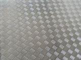 Тисненые штукатуркой стукко клетчатого алюминиевого листа пластину для создания и полу