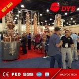 Этанола выгонка все еще, дистиллируя, оборудование дистиллятора для сбывания (CE)