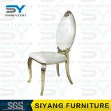 Muebles que cenan la silla blanca de la boda de la silla del comedor del banquete de la silla
