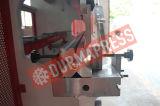 Scherende Maschine der Guillotine-Wc67y-80t/2500 für Ausschnitt-Stahlstab