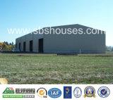 Modulares Fertigspeicherhaus-Stahlrahmen-Lager-Gebäude