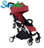 Hete Verkoop die de Kinderwagen van de Baby van de Wandelwagen/van de Wandelwagen van de Baby Foldbale/het Vervoer van de Wandelwagen van de Baby vouwen