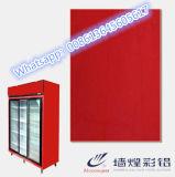 低価格PPGIは電流を通された鋼鉄コイル冷却装置プラスチックシートのドアをPrepainted