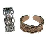 2017 успешных продаж белого камня моды стерлингов серебряных украшений кольцо (R10974)