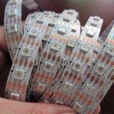 Programmierbarer farbenreicher LED Streifen Digital-mit 5V Ws2811 IS 60 SMD 5050 (ws2812b)