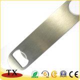 Apri di bottiglia piano resistente dell'acciaio inossidabile per il regalo promozionale