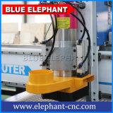 青い象の木工業Atc CNCのルーター1530木製CNCのルーターの価格
