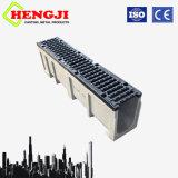Banheira de venda do polímero linear de concreto dreno para Serviço Pesado