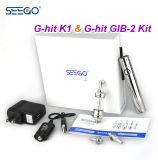 Seego는 시리즈 디지털 담배 E Cig 장비 지능적인 시동기 장비를 G 명중했다