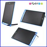 """12 effaçables sans papier """" planche à dessin électronique de tablette d'écriture de l'affichage à cristaux liquides"""