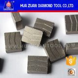 중국 다이아몬드 화강암 절단 세그먼트