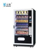 preço de fábrica Snack Automática e máquina de venda automática de bebidas frias LV-205L-610A
