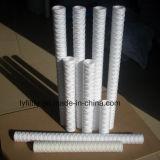 Cartucho del hilado del filtro de Replacment PP para el tratamiento de aguas en toda la dimensión