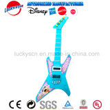 Giocattolo di plastica di promozione di musica della chitarra della roccia di alta qualità per il capretto