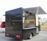 [4إكس2] [جبك] متحرّك متجر وطعام عربة 4 [ت] خارجا باب وجبة خفيفة شاحنة