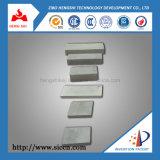 Tijolo de incêndio refratário ligado do silicone do carboneto de silicone do nitreto de silicone