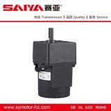 Однофазный 220 В, 230 В 60 Гц небольшой мотор переменного тока с помощью редукционного клапана